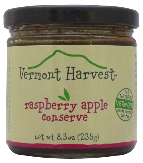 Vermont Harvest Raspberry Apple Conserve