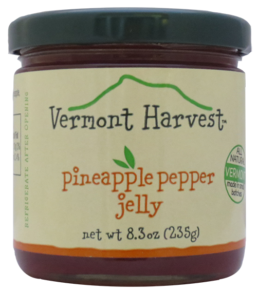 Vermont Harvest Pineapple Pepper Jelly