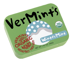 Vermints Wintermint Green Tin