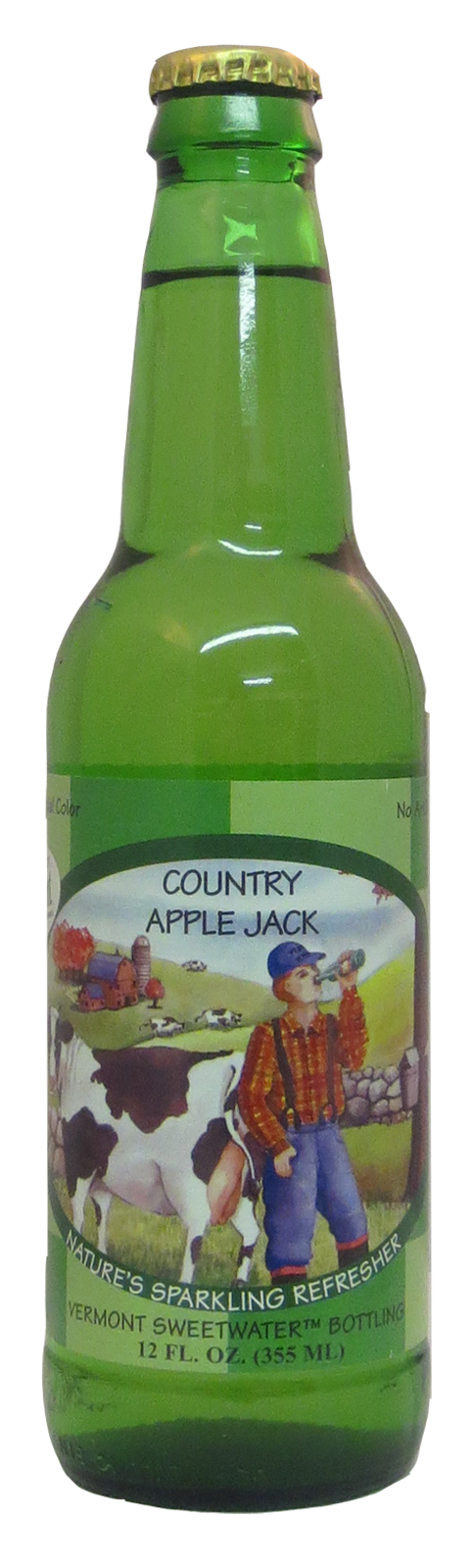 Vermont Sweetwater Country Apple Jack