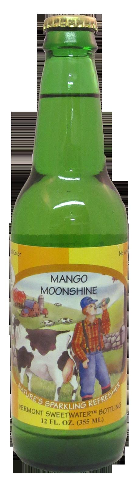 Vermont Sweetwater Moonshine Mango Soda