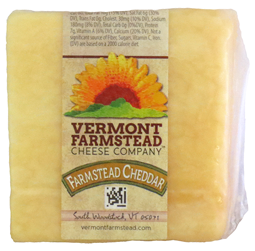 Vermont Farmstead Cheese Farmstead Cheddar