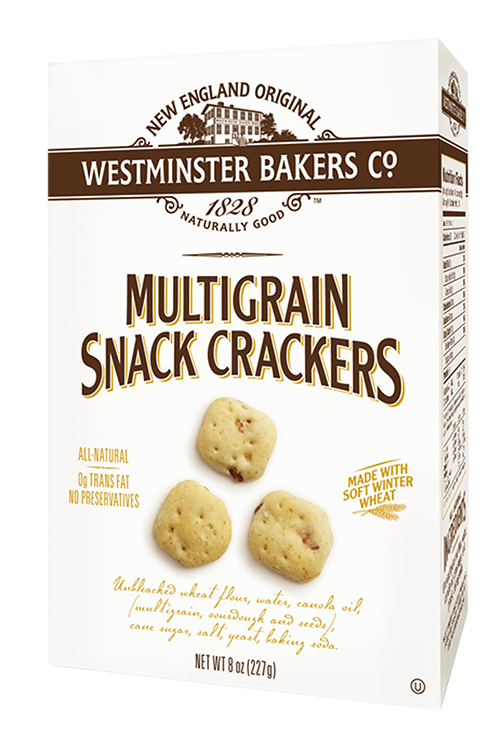 Westminster Multi Grain Oyster Crackers