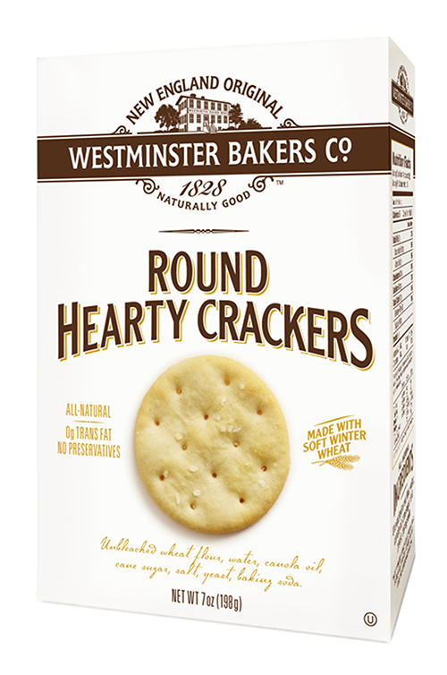 Westminster Round Crackers