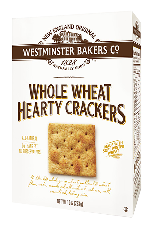 Westminster Whole Wheat Crackers